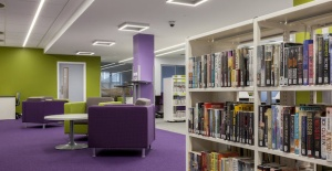 Edmonton Green Library receives award...