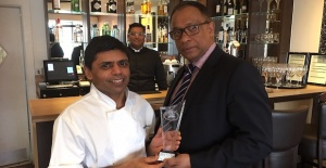 Winner of Asian Curry Awards 'Best...