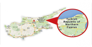 Google Maps adds Turkish Republic of...