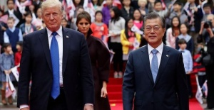 Trump to visit Seoul as North Korea hardens stance