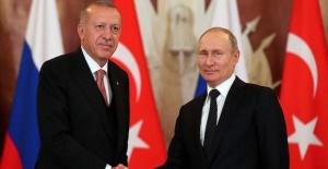 Turkish, Russian leaders discuss Idlib over phone