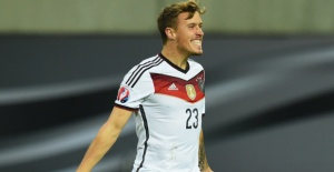 bGerman international forward Max Kruse.../b