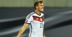 bGerman international forward Max Kruse.../b