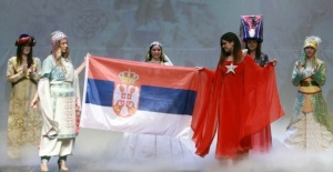 Serbia holds Anatolian costume show