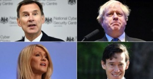Ten candidates will compete for the leadership of Britain's leading Conservative Party,