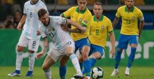 Brazil beat Argentina to reach Copa America final