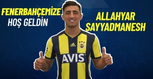 Iranian wonder-kid signs for Fenerbahce