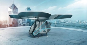 Defense firm unveils Turkey's 1st flying car prototype