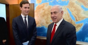 Kushner meets Netanyahu as part of Middle East tour
