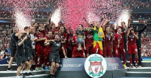 Liverpool win UEFA Super Cup