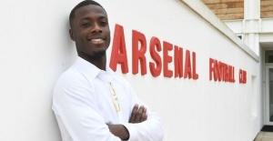 Nicolas Pepe joins Arsenal