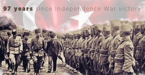 Turkey celebrates 97th anniversary...