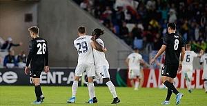 Besiktas lose to Slovan Bratislava in Europa League