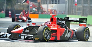 Formula 1 fever to continue in Singapore...