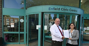 Temporary housing tackled in bold move by Enfield Council