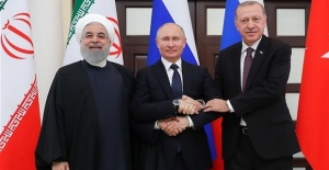 Turkey, Russia, Iran to hold 5th summit on Syria