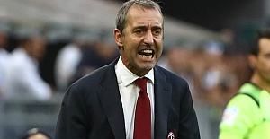 Football: Milan sack manager Marco Giampaolo