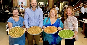 Gaziantep cuisine's unique taste 'baklava' admired by Greek gastronomy, travel writers