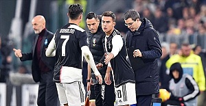 Juventus remain atop of Italian Serie A