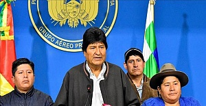 Mexico grants asylum to ex-Bolivian president