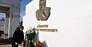 Shared value of Turkic world: Chingiz Aitmatov