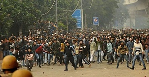 Student protests erupt across India