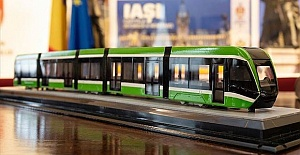 Turkish firm to export tram to Romania