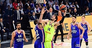 Basketball: Anadolu Efes face Barcelona in EuroLeague