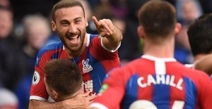 Football: Manchester City 2-2 Crystal Palace