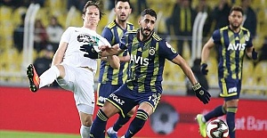 Football: Fenerbahce advance to Turkish Cup semis
