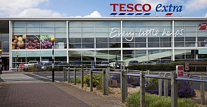 Tesco has said that most food will...