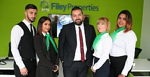 Filey Properties awarded exclusive...