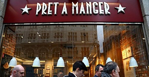 Pret A Manger to shut 30 shops and...