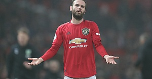 Manchester United star Juan Mata eyeing transfer to Turkish side Fenerbahce
