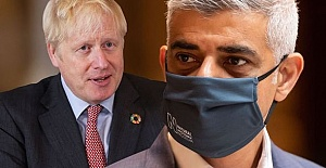 Johnson and Khan clash over TfL bankruptcy,...