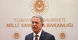 Turkey#039;s Defense Minister Hulusi...