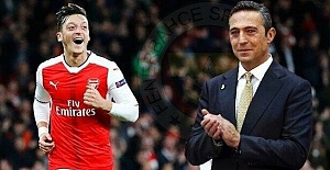 Mesut Ozil to leave Arsenal and join...