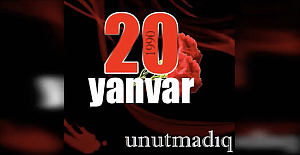 QANLI YANVAR Commemoration of 20 January Tragedy
