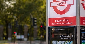 Santander Cycles welcomes record new...