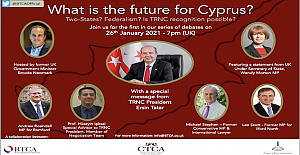 What is the future for Cyprus? Two-States?...