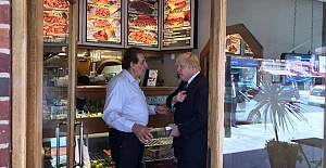 Boris Johnson reveals his favourite 'healthy' takeaway Is Turkish Kebab