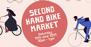 Enfield residents are being invited to visit a second-hand bike market