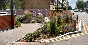 Enfield's green features recognised in prestigious environmental award
