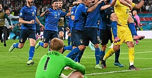 England lose nerve-shredding shootout 3-2 to Italy in Euro 2020 final ! Italy are the champions of Europe