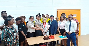 New Ponders End Youth Centre provides...