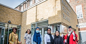 Islington Students celebrate A Level, AS Level and Btec results