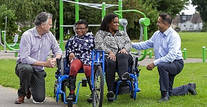 Summer of cycling fun for young people with disabilities