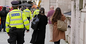 Sexual misconduct were made against serving police officers across Britain over five years, new figures show