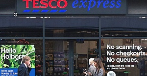 Tesco is opening its first checkout-free...