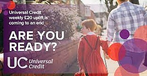 Universal credit will rise for some people under plans announced by the chancellor in his Budget.